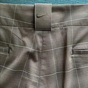 Nike Golf FITDRY Women's Grey Golf Shorts